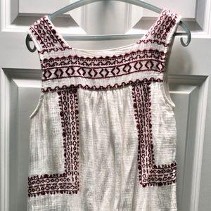 Summer dress / beach coverup